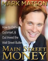 Main Street money book cover